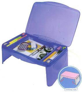 Storage Kids Lap Desk With Storage