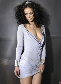 Olivia Wilde El Universal Magazine shoot