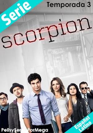 Scorpion - Temporada 3 [Español Latino][Mega][Capitulos Completos]