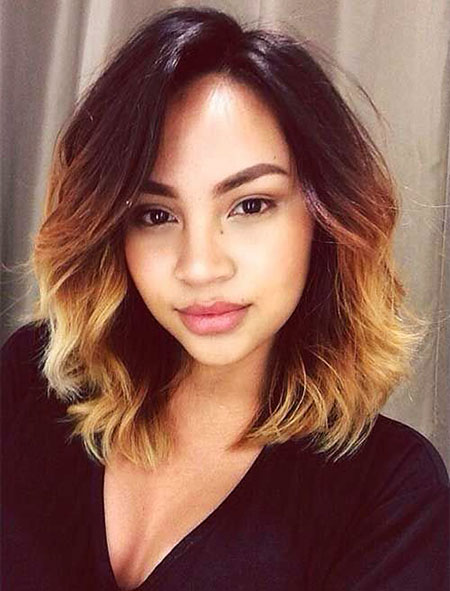 Latest Short Ombre Hairstyles 2018 Latesthairstylepediacom
