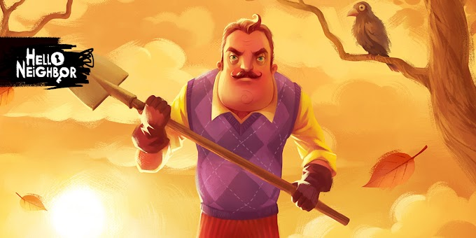 Hello Neighbor - Now available on mobile
