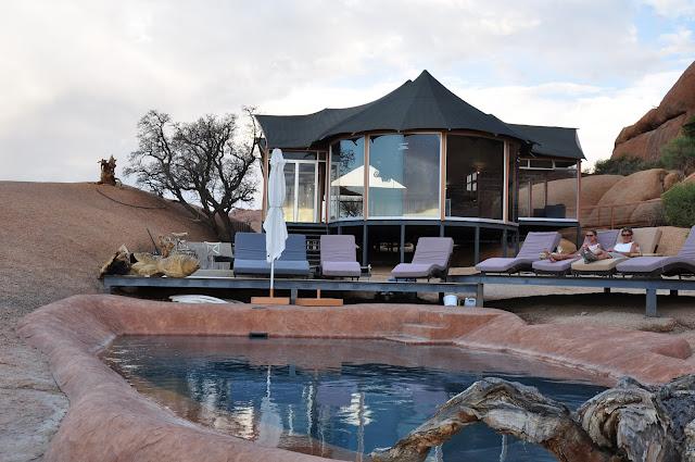 Spitzkoppe Lodge Namibia