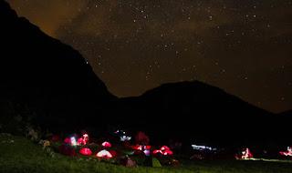 Carrera Babia Sherpa Tour