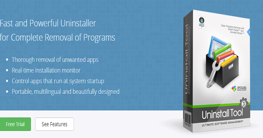 Uninstall Tool 3.5.4 (Build 5566) Corporate License