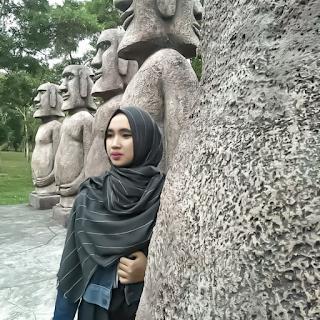 Pemandangan yang indah di alam Mayang Pekanbaru 2019