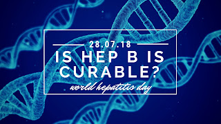 Is hep B is curable?