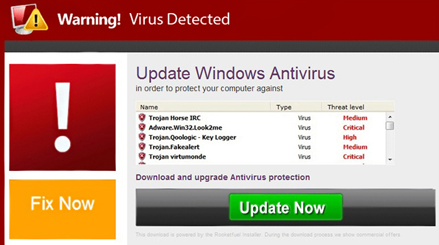 Detecting malware using centralized antivirus management system graphic - Analecta LLC