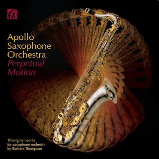 Barbara Thompson & Apollo Saxophone Orchestra - 2012 - Perpetual Motion
