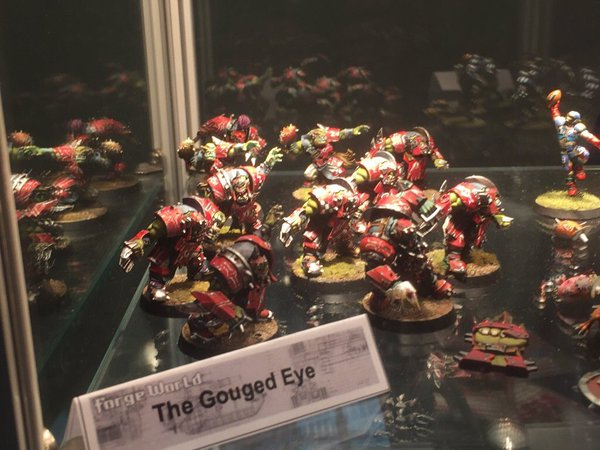 Games Workshop: Blood Bowl Miniature Game - The Gouged Eye Miniatures