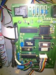 Electronic Section XOC-01 Unit