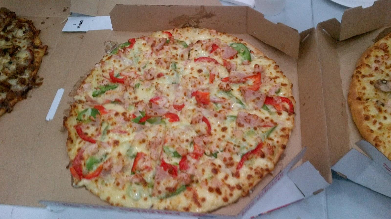 Singapore Pizza Domino Online