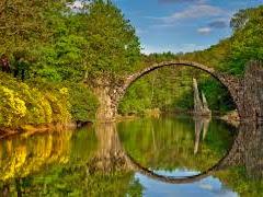 4 Jembatan Unik di Dunia