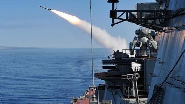 مناورات بحرية روسية بالقرب من سوريا؟