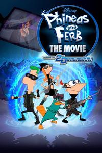 Watch Phineas and Ferb the Movie: Across the 2nd Dimension Online Free in HD