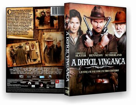 CAPA DVD – a dificil vingança – ISO