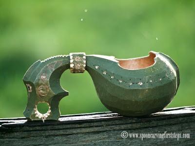 Green-viking-style-kuksa