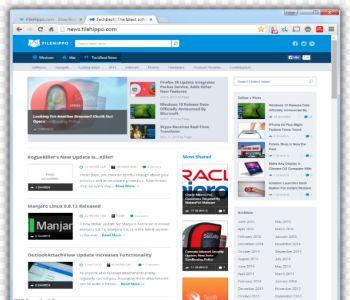 Google Chrome For Work Screenshot 2