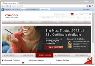 Free Download Comodo Dragon Internet Browser  Latest