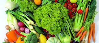الخضروات التي تساعد علي انقاص الوزن