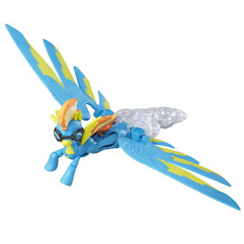 MLP Main Series Figure and Friend Spitfire Guardians of Harmony Figure