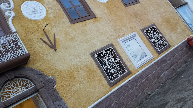 Arquitetura antiga: adoro! Museu de Itapê!