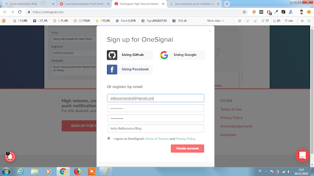 "alt=""Cara Membuat Push Notifications di Blogger dengan oneSignal"""