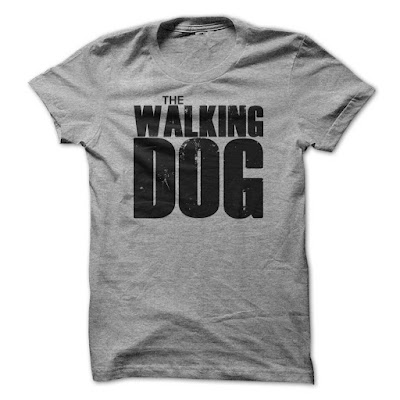 The Walking Dog T-Shirt