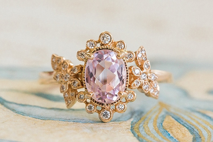 Engagement Ring | Stephanie Ponce Photography