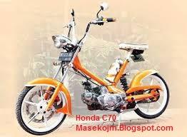Motor Unik Honda