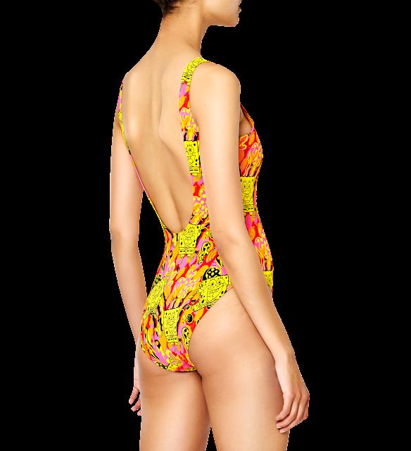 MERLI Vampirina Toddler Girls Bathing One Piece Swimsuit Swimwear
