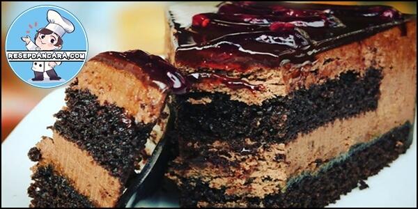Resep Brownies Kukus Coklat Keju Praktis Lembut dan Enak