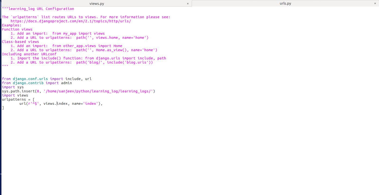 Python Django Part 1 - Web Development and Design | Tutorial