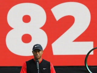 Tiger Woods equals US legend Sam Snead's all-time Record