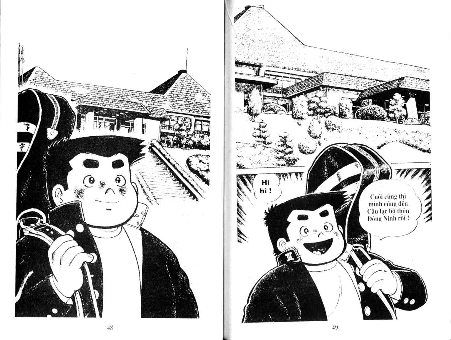 Ashita Tenki ni Naare chapter 11 trang 23