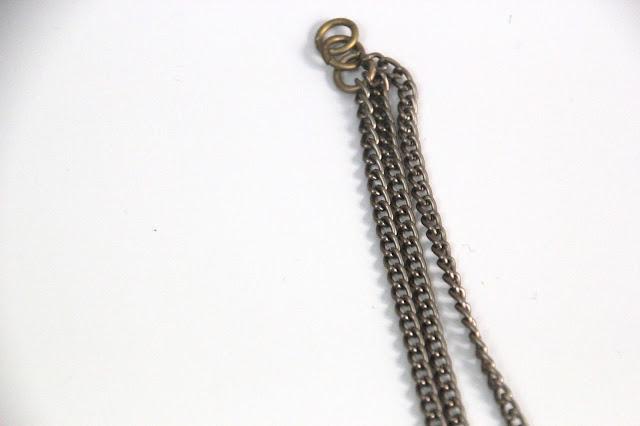 DIY Collar varias alturas, blog diy. Videos tutoriales.