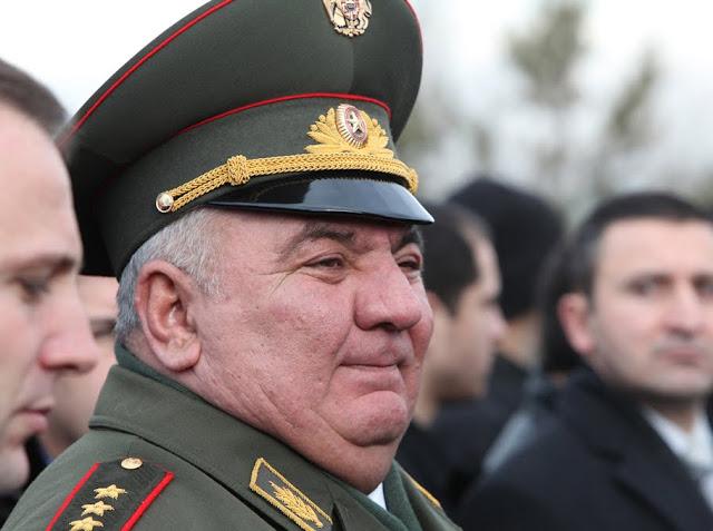 Detenido y liberado bajo fianza Yuri Khachaturov