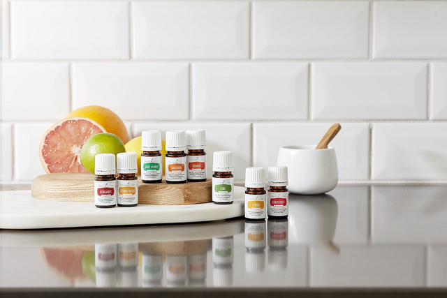 Young Living's Vitality Dietary Essential Oils are a good healthy cost-effective to flavor your water