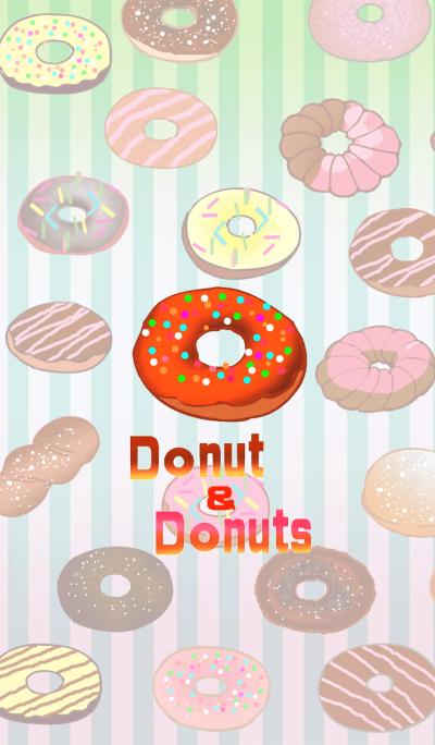 Donut & Donuts