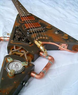 Creative Guitars and Unique Guitar Designs (15) 9