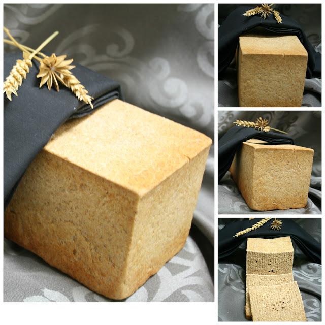 Pan de molde inglés con canela y anís verde