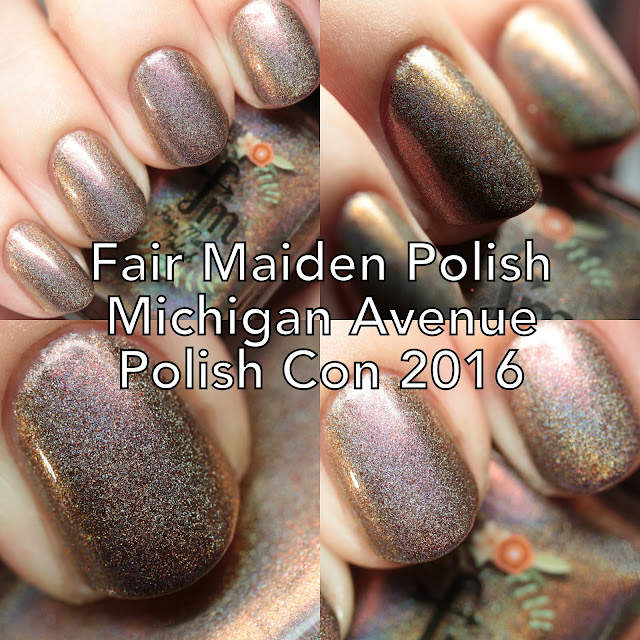 Fair Maiden Polish Michigan Avenue Polish Con 2016