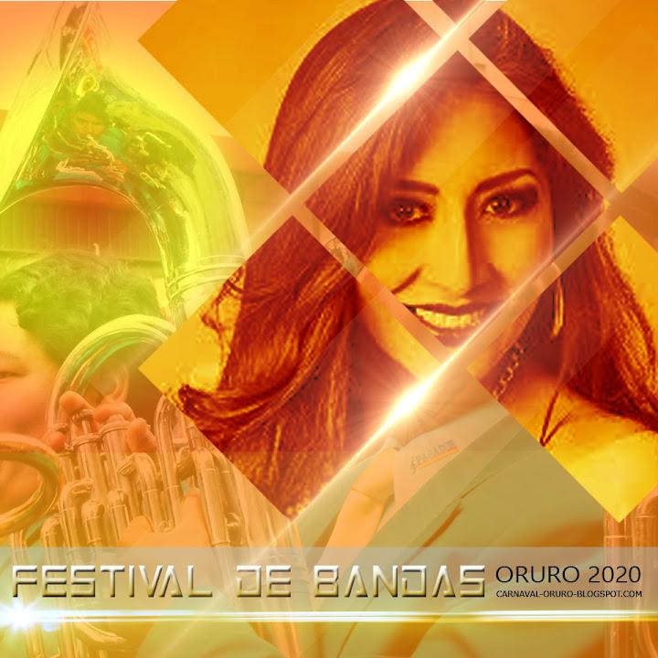 Vannia Miranda dirige el Festival de bandas 2020dffdf