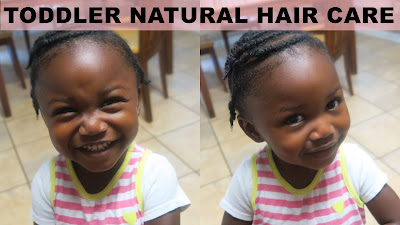 HOW TO CARE FOR YOUR TODDLER'S NATURAL HAIR DiscoveringNatural