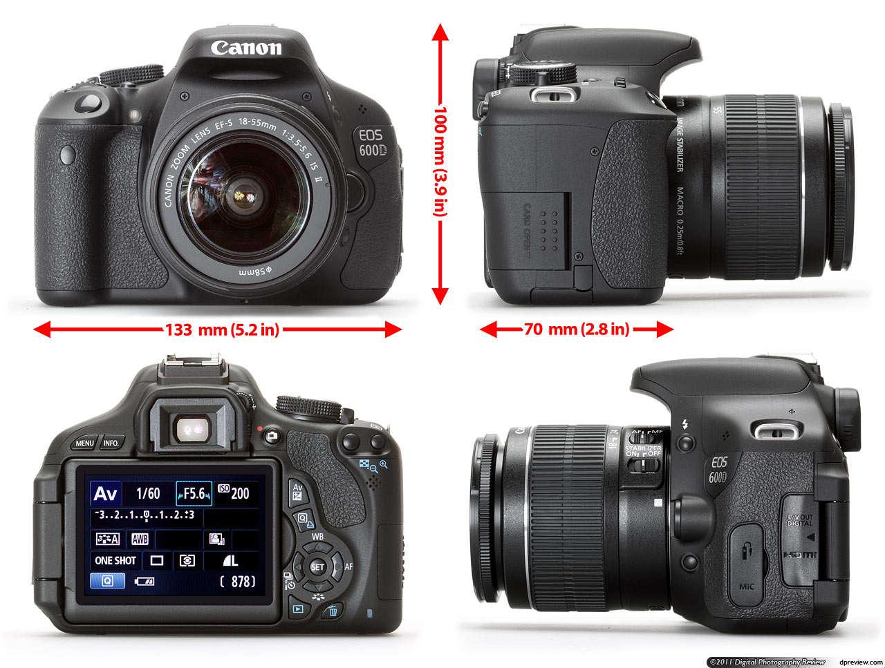 canon 600d   canon 600d