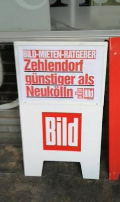 Zehlendorf günstiger als Neukölln