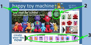 Happy Toy Machine Maker