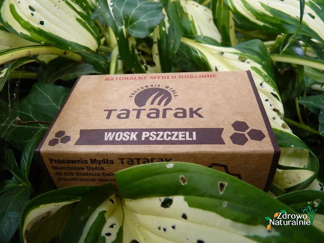 Pracownia Mydła Tatarak - Mydło Wosk Pszczeli