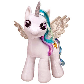 My Little Pony Princess Celestia Plush by Build-a-Bear