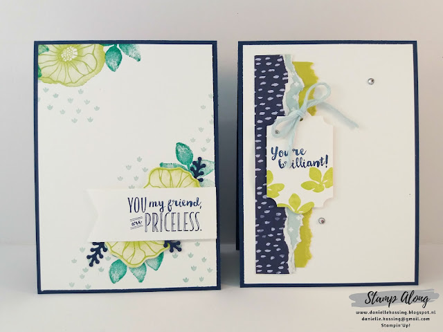 Stampin'Up! Oh so eclectic, You're Priceless