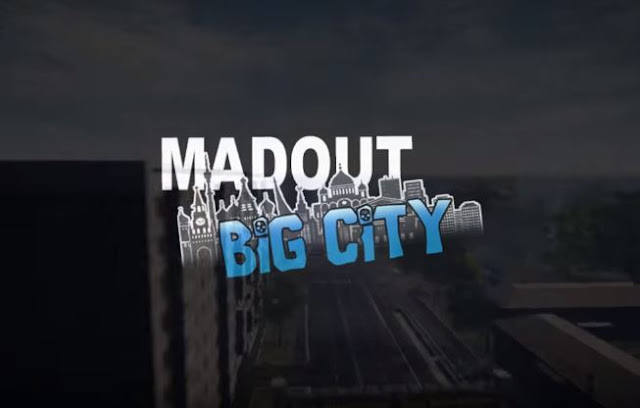 MadOut2%2BBigCityOnline Mad Out 2 Big City Online v2.2 APK + DATA Apps
